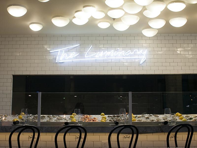 the luminary fish bar