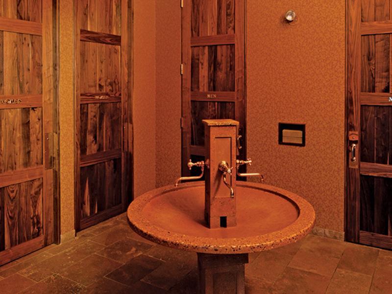 the publican bathroom