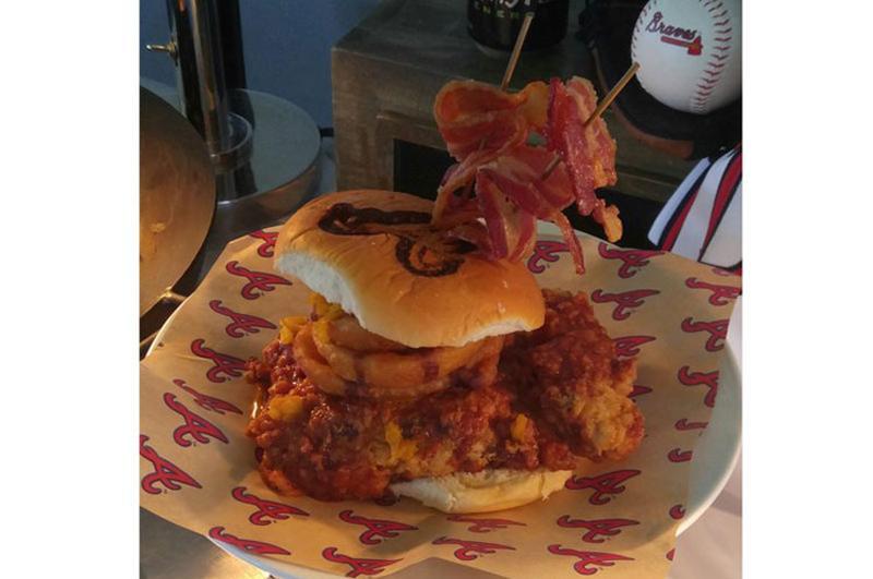punisher burger