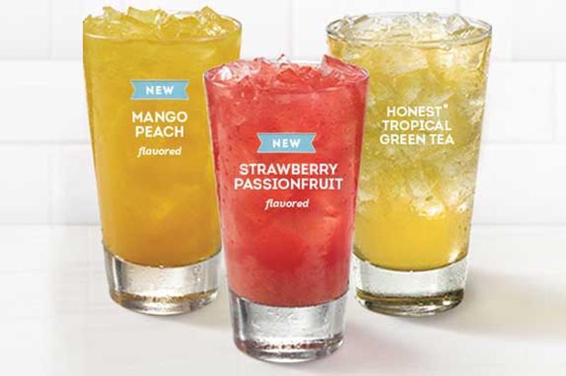 wendys summer beverages