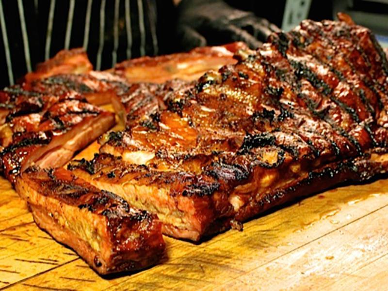 whole spare rib