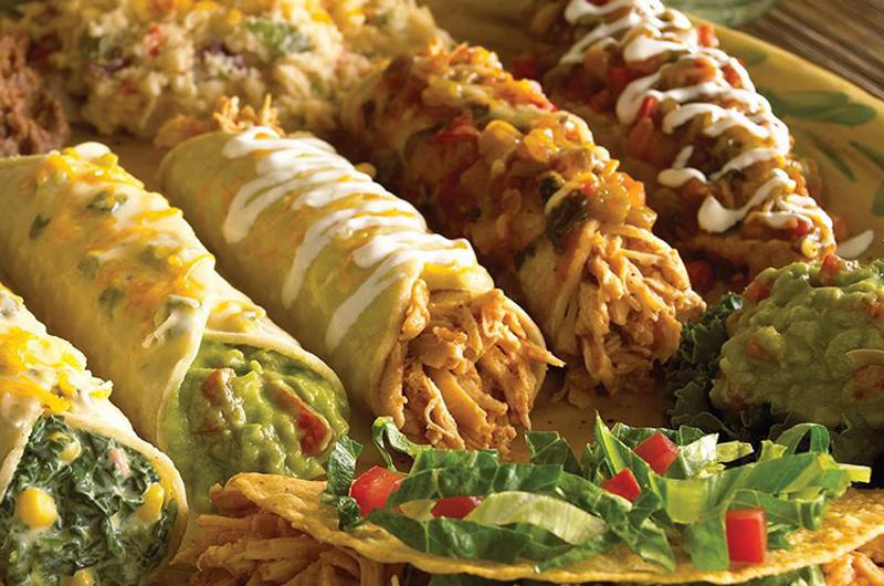 abuelos enchiladas