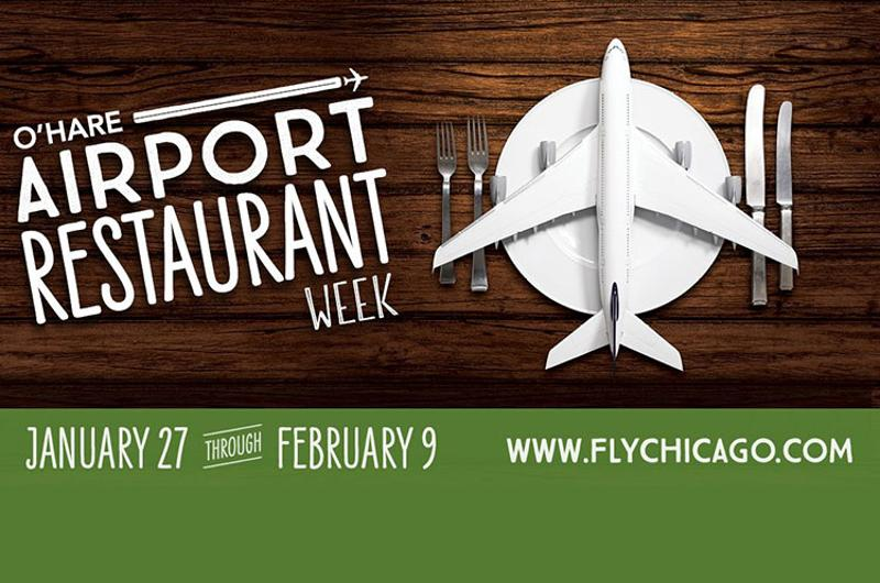 airport restaurant week