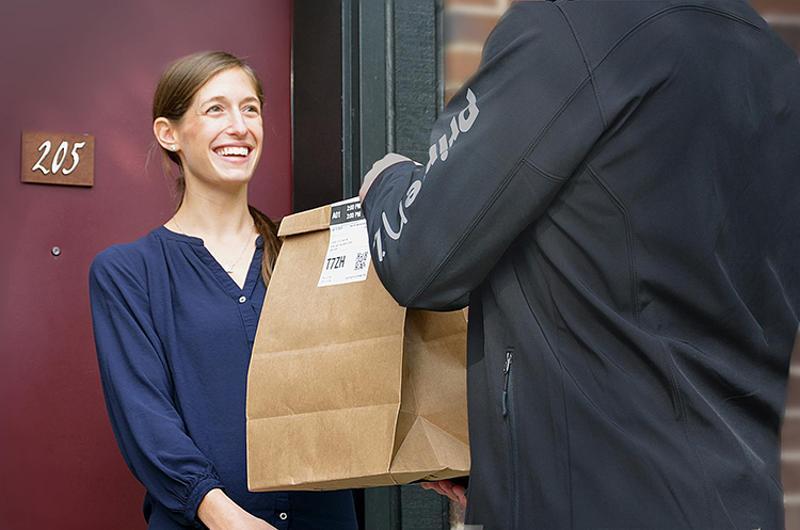 amazon prime delivery
