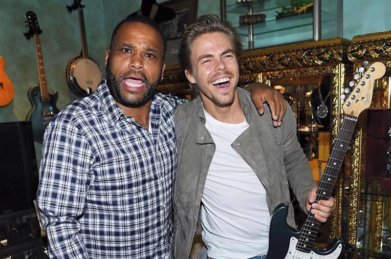 anthony anderson derek hough