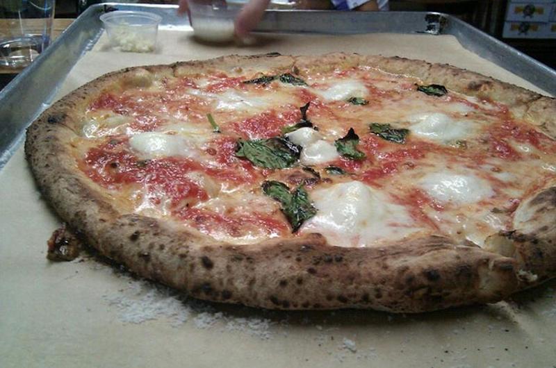 antico pizza napoletana