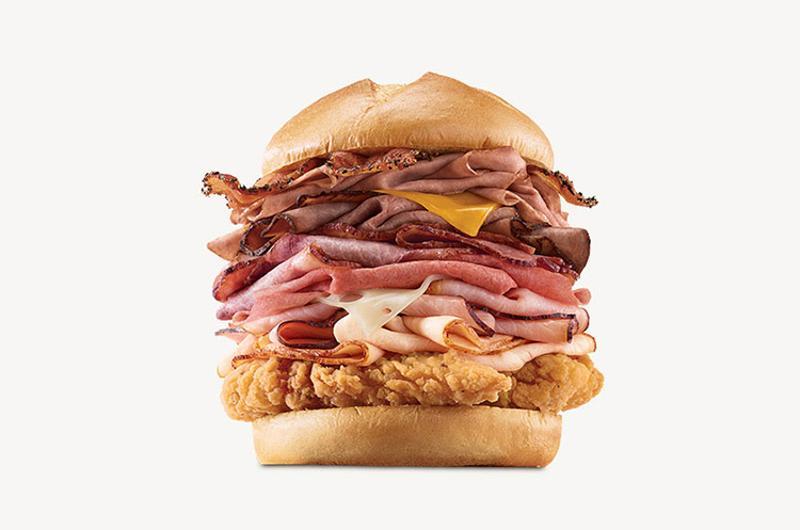 arbys meat mountain