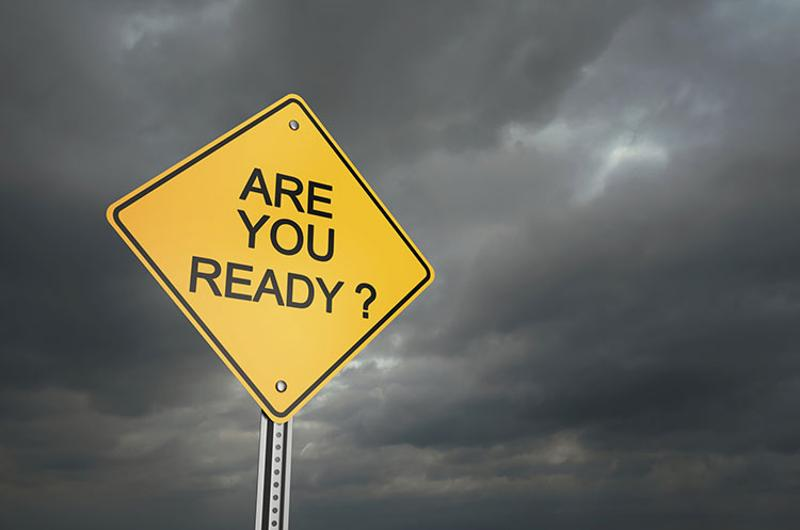 are you ready sign forecast