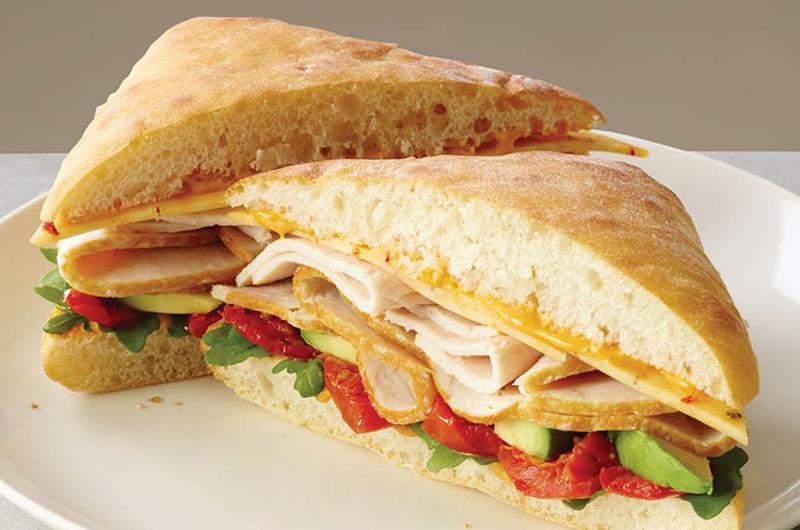 au bon pain ciabatta sandwich