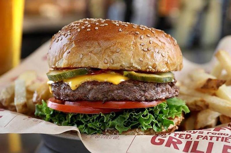 bagger daves burger