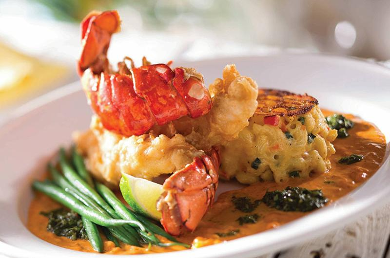 bahama breeze lobster