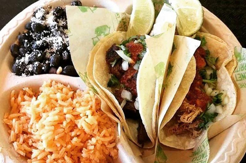 baja fresh tacos