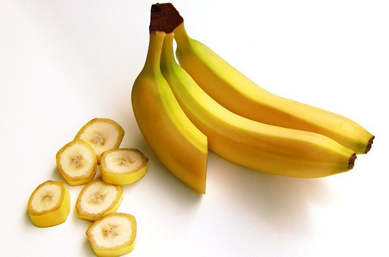 bananas slices
