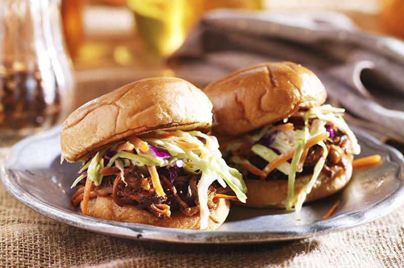 barbecue sandwich