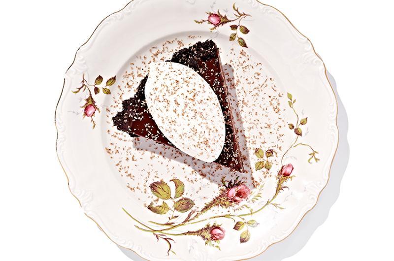 Bavette's Chocolate Cream Pie