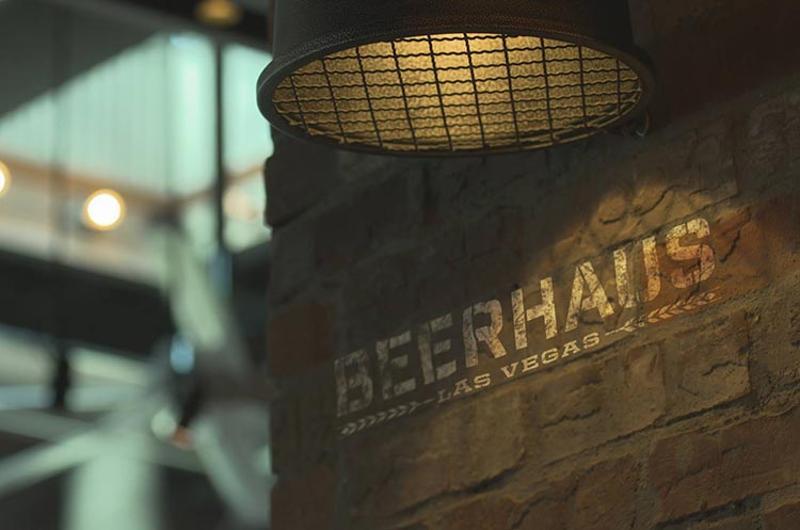 beerhaus wall