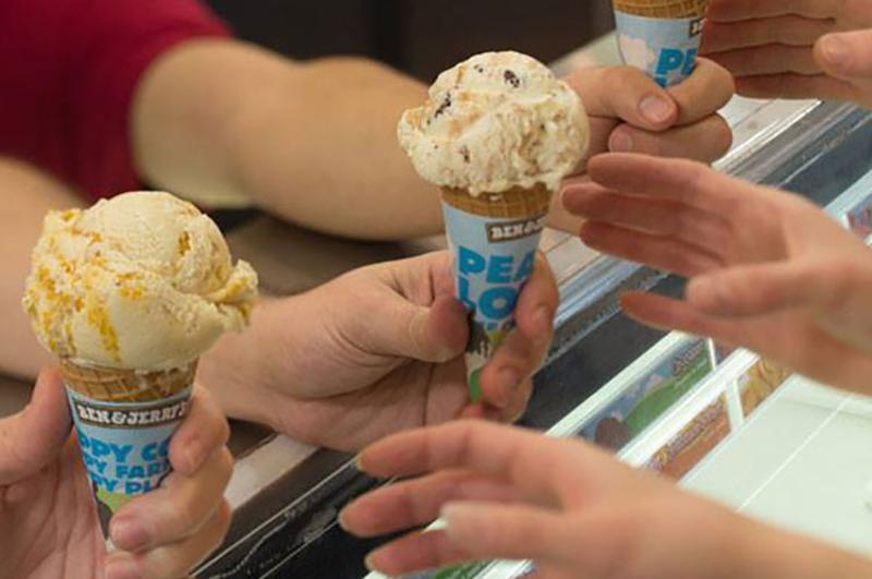 ben jerrys ice cream