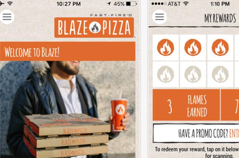 blaze pizza app