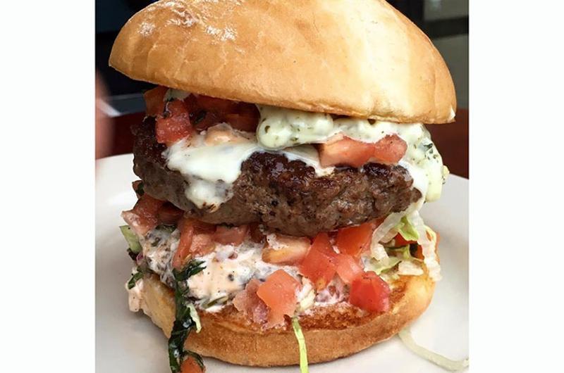 boston burger company bruschetta