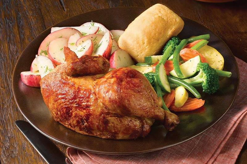 boston market plate