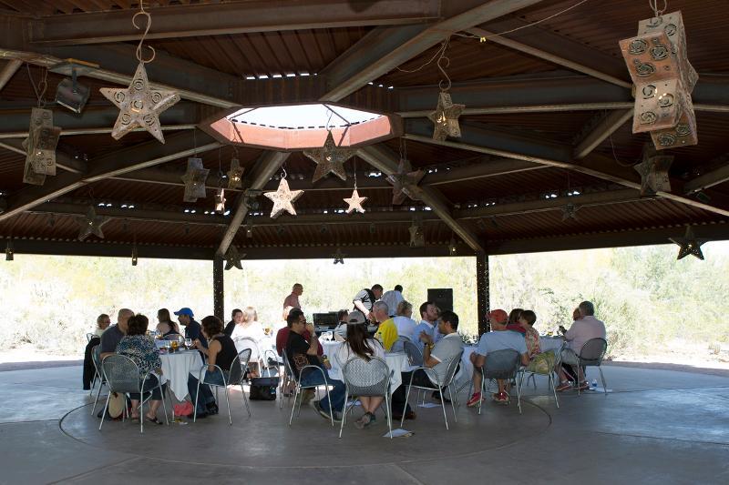 Desert Botanical Garden's Taste of the Southwest Cooking Demo