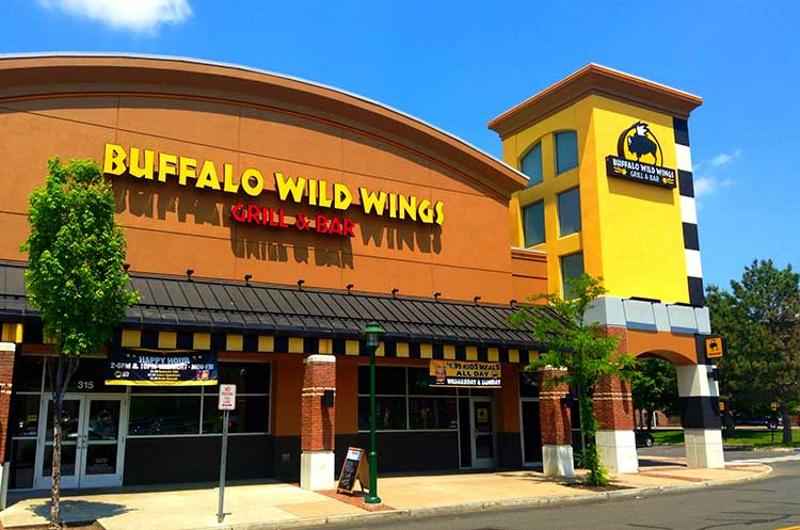 buffalo wild wings exterior