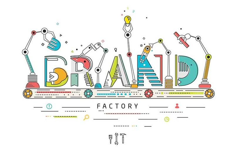building brand factory