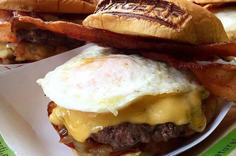 burger fi egg burger