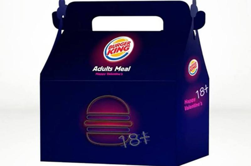burger king adults meal