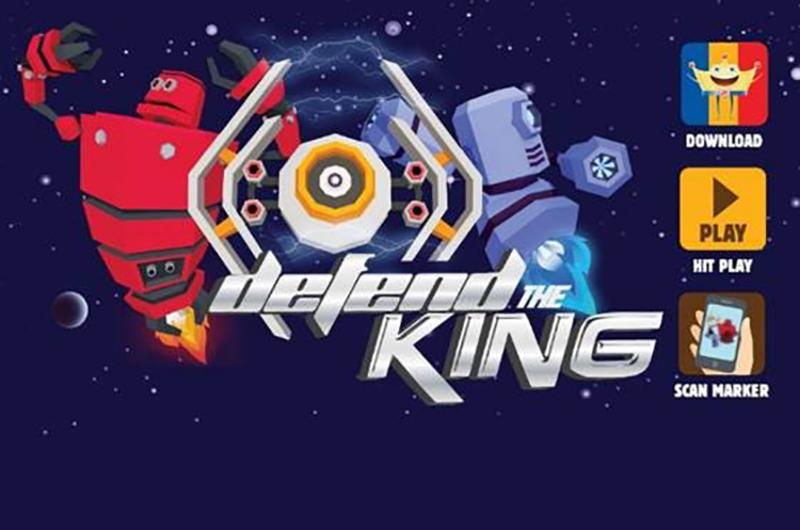 Burger King South Africa video game