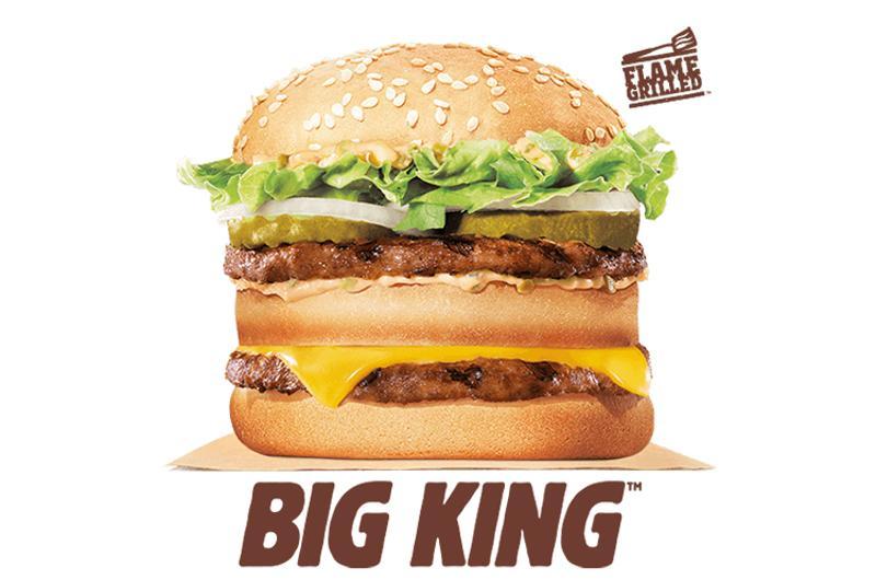 burger king big king