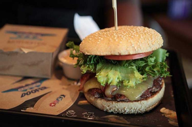 burgerfuel food