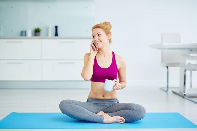busy balancer yoga