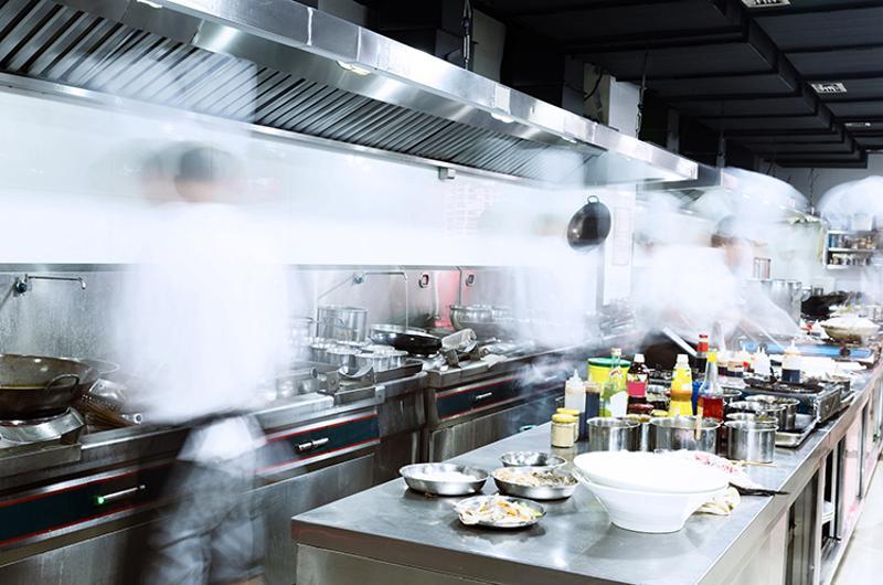 busy restaurant labor