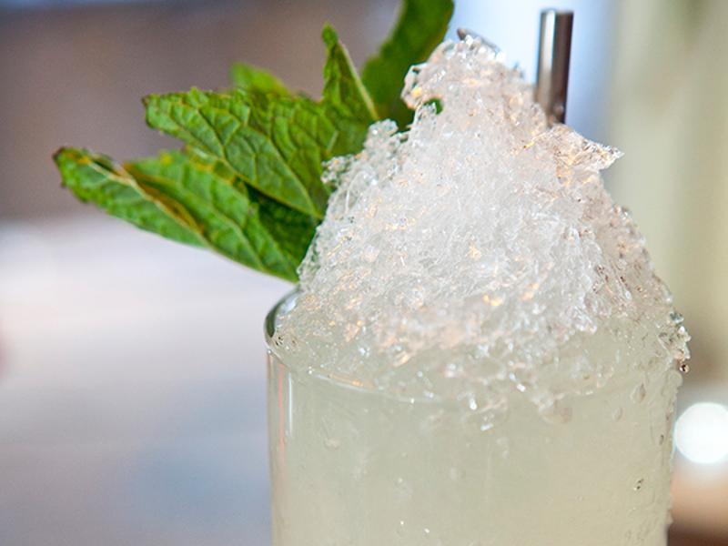 agave in blume cocktail