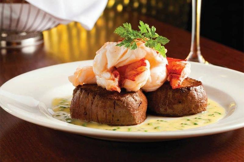 capital grille steak surf turf