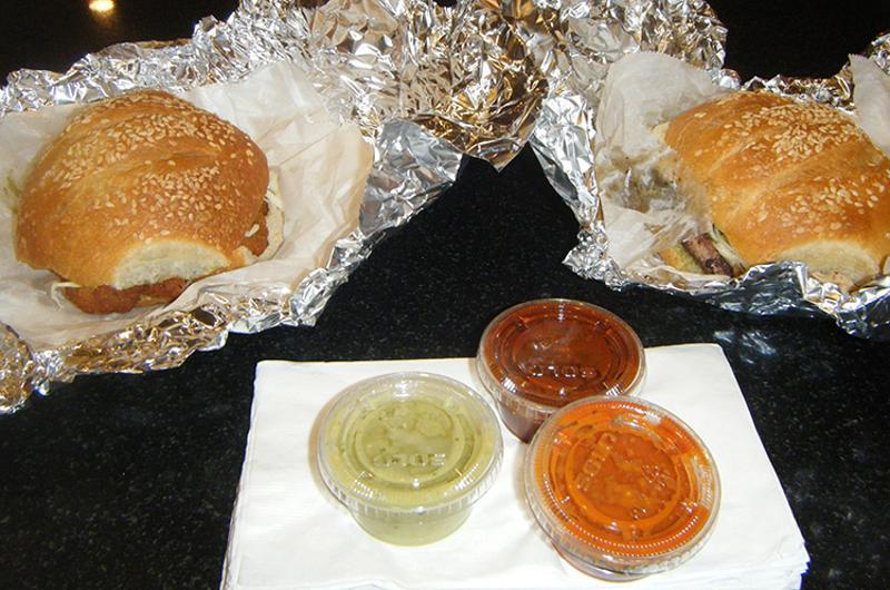 Cemitas Puebla food delivery (via DoorDash)