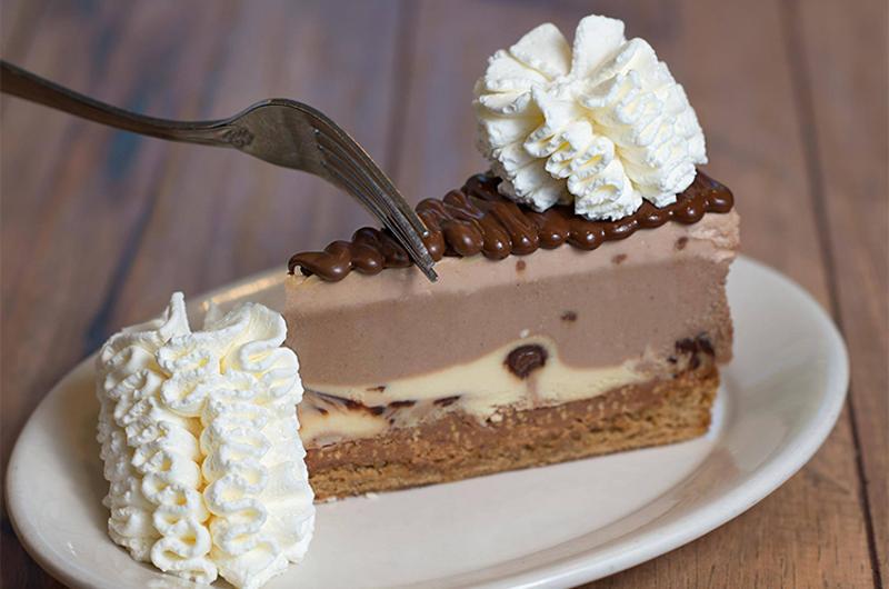 cheesecake factory nutella cheesecake