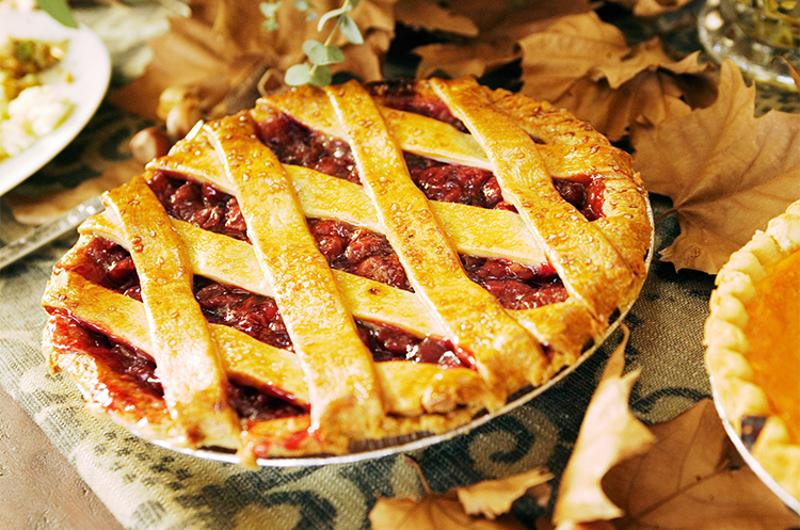 cherry pie fall