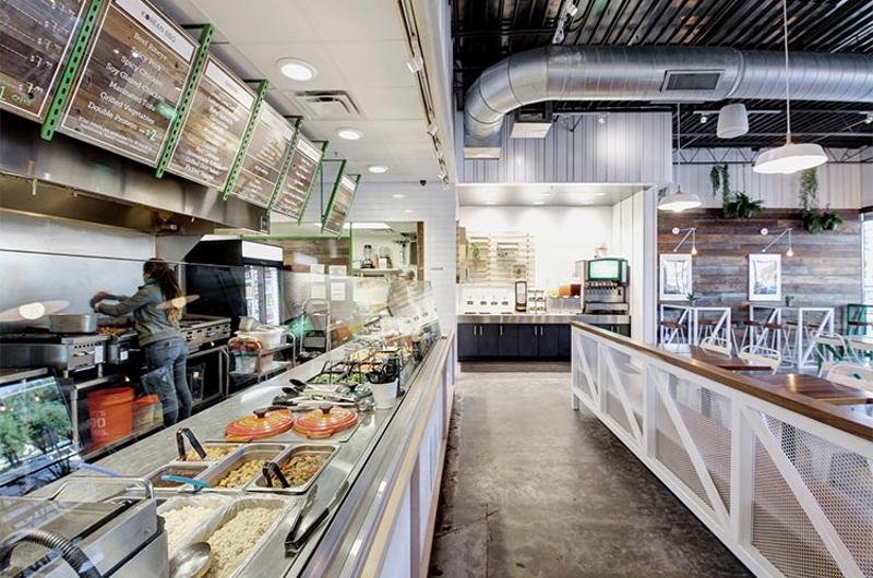 Fast Casual Restaurant Kitchen Design Kitchen Appliances