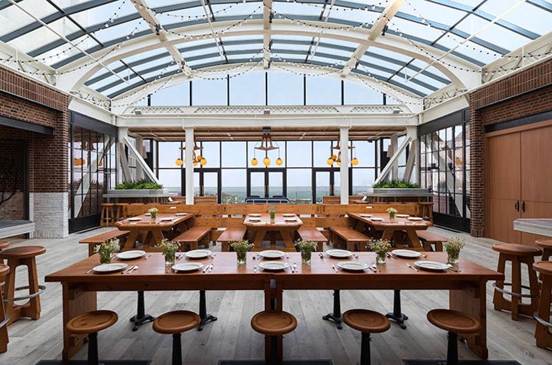chicago athletic association dining