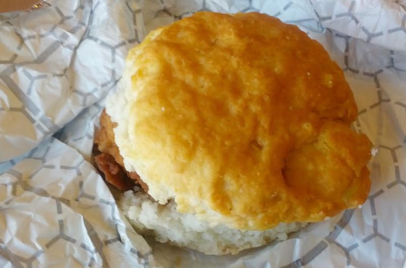 chick fil a chicken biscuit