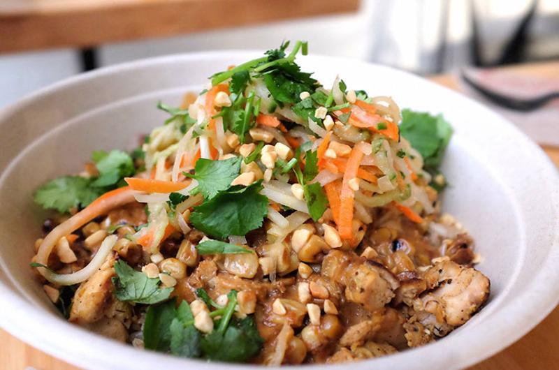 chicken satay bowl shophouse asian kitchen