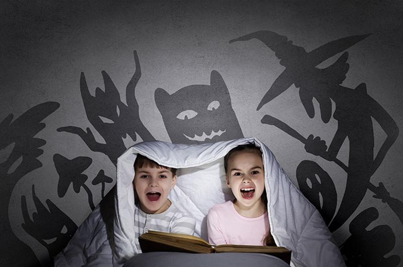 children nightmare bed