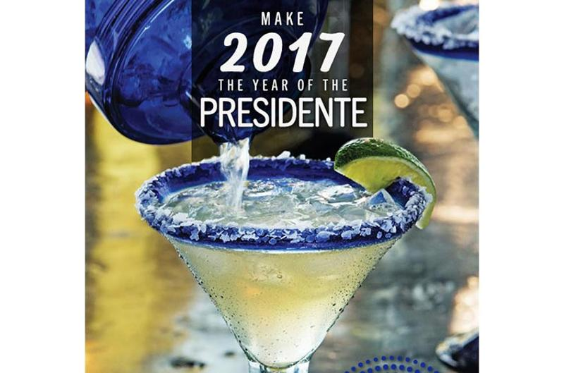 chilis presidente margarita