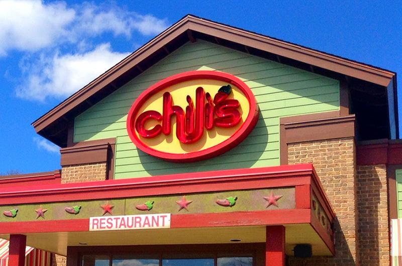 chilis restaurant exterior