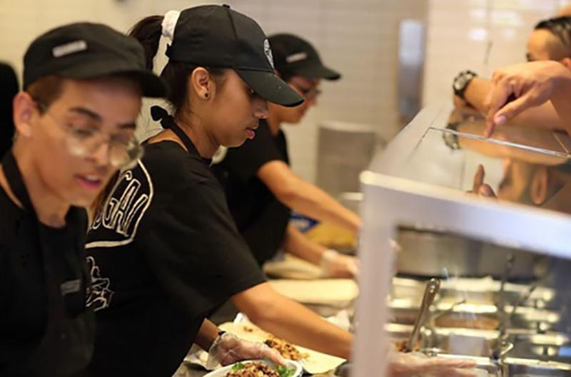 Chipotle workers E. coli and norovirus