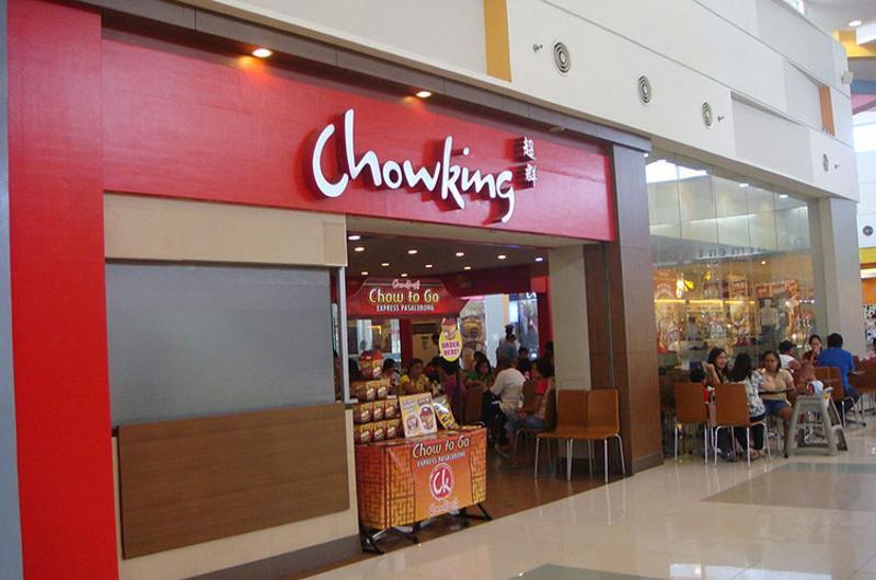 chowking exterior