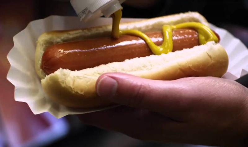 Circle K  Zesty Italian Big Hot Dog