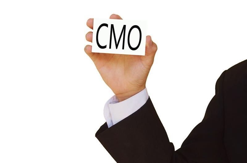 CMO sign